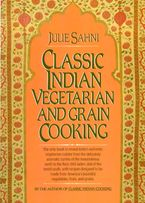 Classic Indian Veget Ck Hardcover  by Julie Sahni