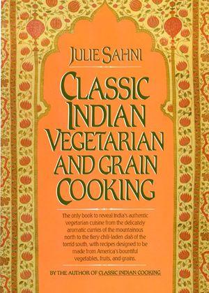 Classic Indian Veget Ck book image