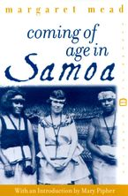 Coming of Age in Samoa Paperback  by Margaret Mead