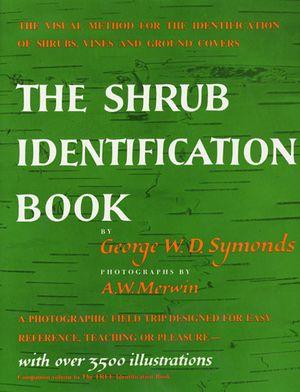 Shrub Identification Book book image