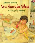 New Shoes for Silvia Hardcover  by Johanna Hurwitz