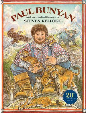 Paul Bunyan book image