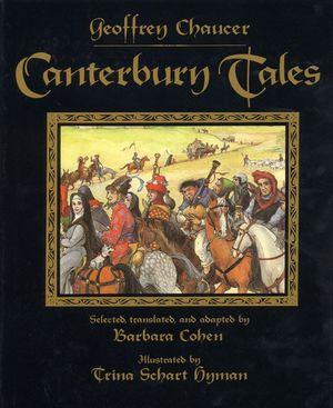 Canterbury Tales book image