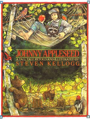 Johnny Appleseed book image