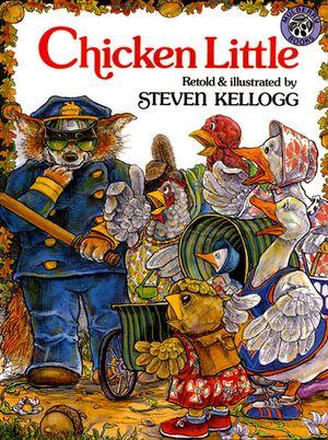 Chicken Little book image