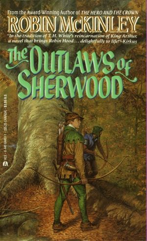 The Outlaws of Sherwood book image