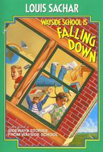 Wayside School Is Falling Down Hardcover  by Louis Sachar