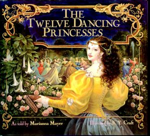 The Twelve Dancing Princesses book image