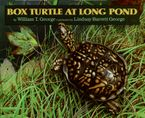 Box Turtle at Long Pond Hardcover  by William T. George