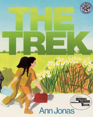 The Trek book image
