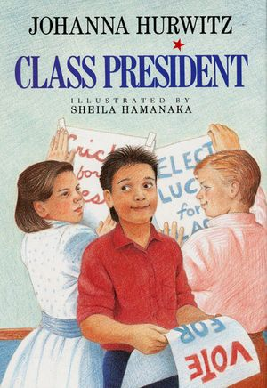 Class President book image
