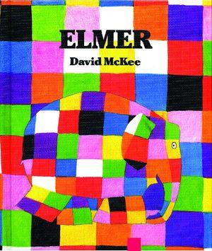 Elmer book image