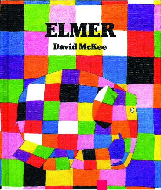 Image result for elmer book cover