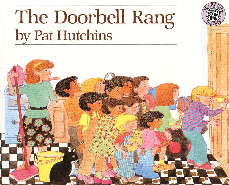 Image result for the doorbell rang
