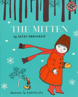 The Mitten book image
