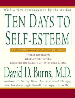 Ten Days to Self-Esteem book image
