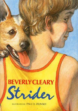 Strider book image