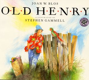 Old Henry book image