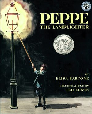 Peppe the Lamplighter book image