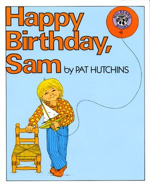 Happy Birthday, Sam book image