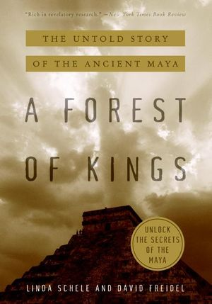 A Forest of Kings book image