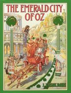 The Emerald City of Oz Hardcover  by L. Frank Baum