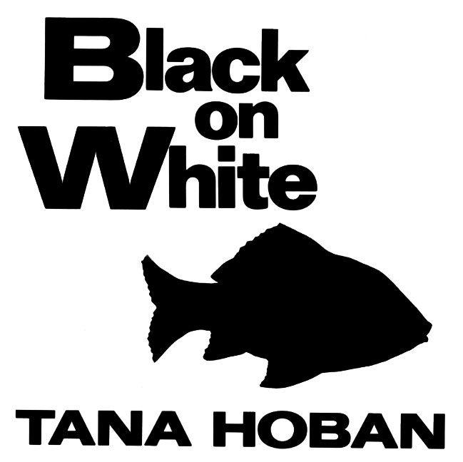 Black On White Tana Hoban Board Book