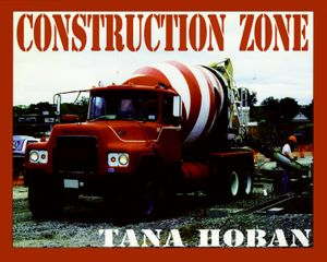 Construction Zone book image