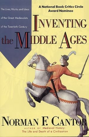 Inventing the Middle Ages book image