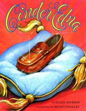 Cinder Edna book image