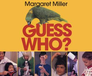 Guess Who? book image