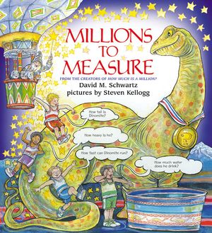 Millions to Measure book image