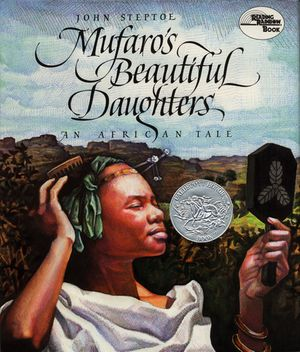 Mufaro's Beautiful Daughters Big Book book image