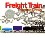 Freight Train Big Book Paperback  by Donald Crews
