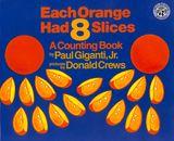 Each Orange Had 8 Slices Big Book