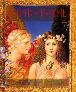 Cupid and Psyche book image