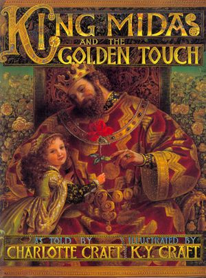 King Midas and the Golden Touch book image