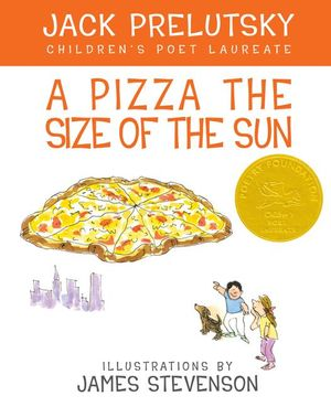 A Pizza the Size of the Sun book image