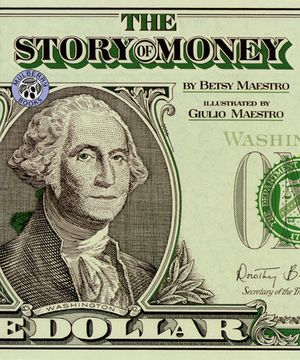 The Story of Money book image