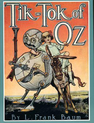 Tik-Tok of Oz book image
