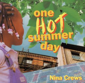 One Hot Summer Day book image