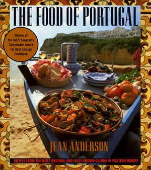 Food of Portugal book image