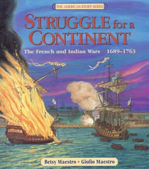 Struggle for a Continent book image