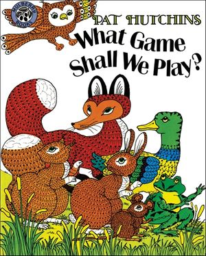 What Game Shall We Play? book image