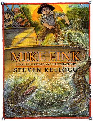 Mike Fink book image