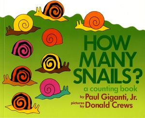 How Many Snails? book image