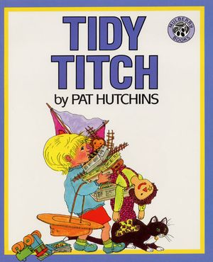 Tidy Titch book image