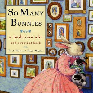 So Many Bunnies book image