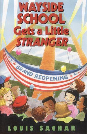 Wayside School Gets a Little  Stranger book image