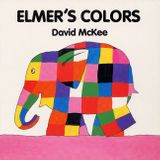 Elmer's Colors Board Book